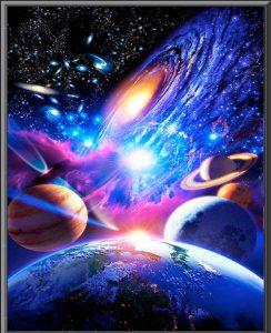 Terre, planètes, Galaxie